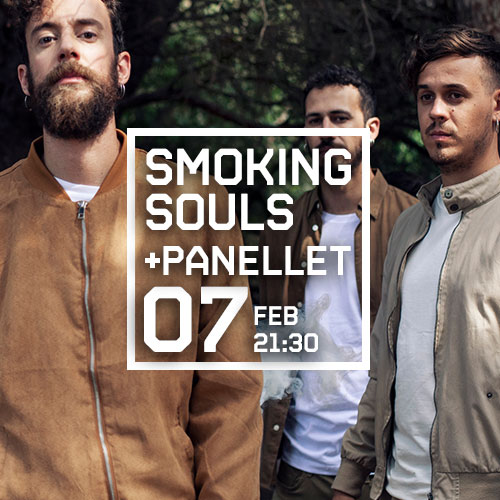SMOKING SOULS + PANELLET