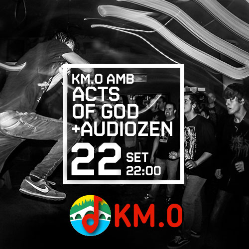 KM.0 AMB ACTS OF GOD + AUDIOZEN