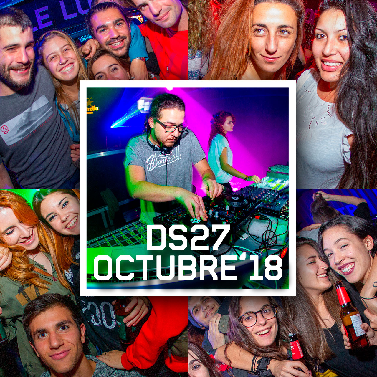 DS27 OCT'18 // STROIKA SESSIONS