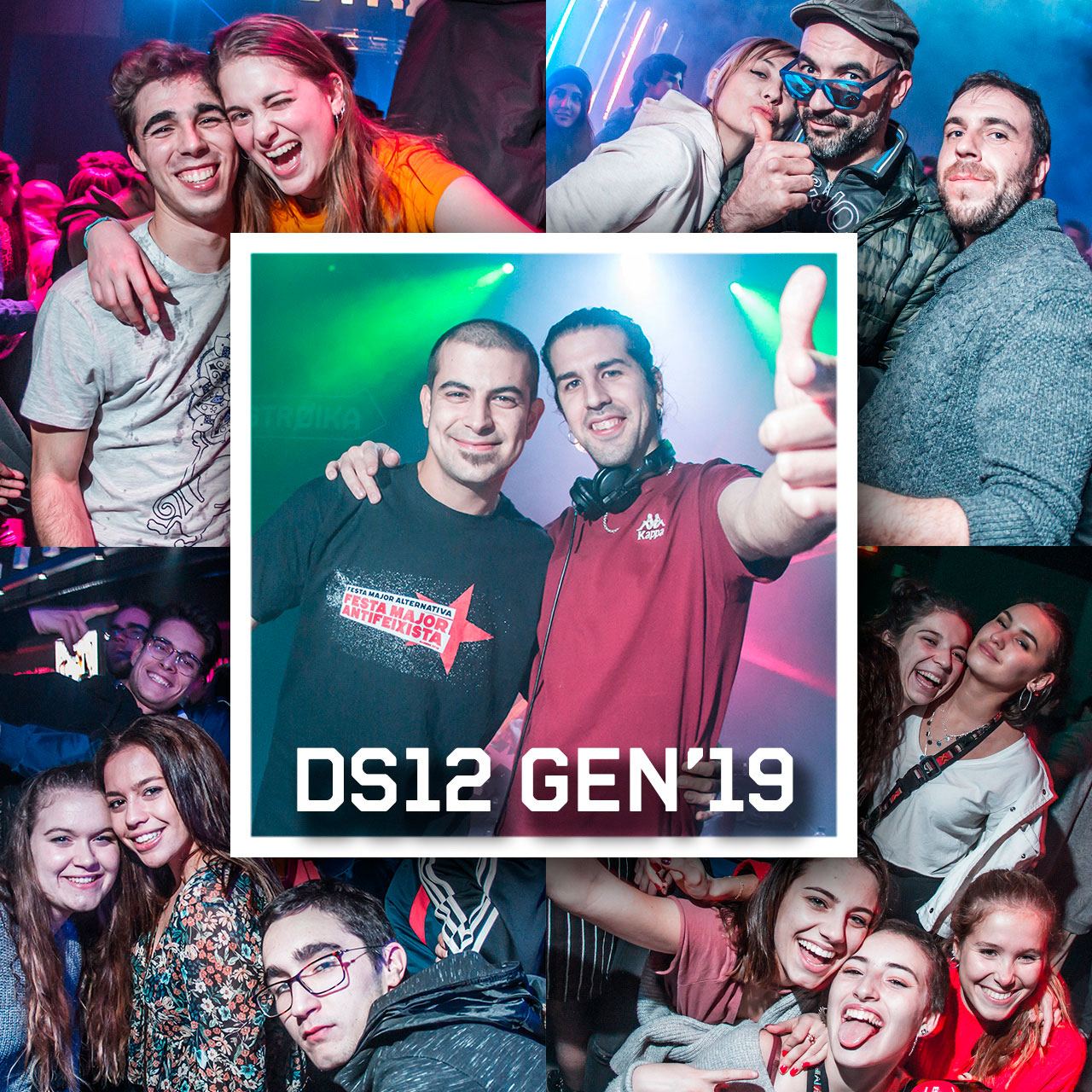 DS12 GEN'19 // STROIKA SESSIONS