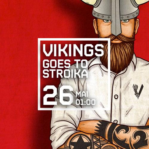 VIKINGS GOES TO STROIKA